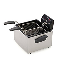 Presto® Dual Profry® Immersion Element Deep Fryer