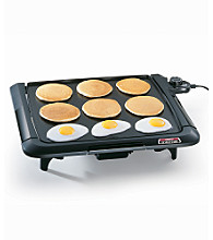 Presto® Family-Size Cool Touch Tilt Griddle