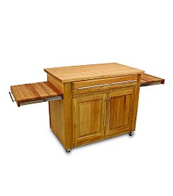 Catskill Craftsmen Empire Island Kitchen Workcenter
