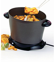 Presto® DualDaddy® Deep Fryer