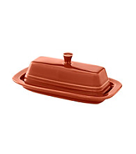 Fiesta® Dinnerware Covered Butter Dish