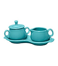 Fiesta® Dinnerware Sugar & Creamer Set