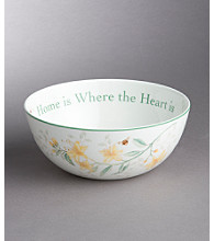 Lenox® Butterfly Meadow® Sentiments Bowl