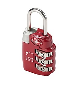Lewis N. Clark® Combination Lock