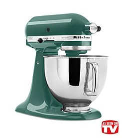 KitchenAid® Artisan® Bayleaf 5-qt. Stand Mixer + FREE Grinder or Shredder see offer details