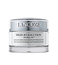 Lancome® High Resolution Refill-3X™ Triple Action Renewal Anti-Wrinkle Cream SPF 15