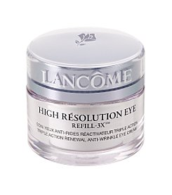 Lancome® High Resolution Eye Refill-3X™ Triple Action Renewal Anti-Wrinkle Eye Cream