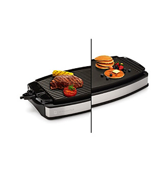 Wolfgang Puck® 1800 Watt Reversible Grill and Griddle