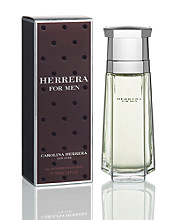 Herrera for Men Eau de Toilette Spray