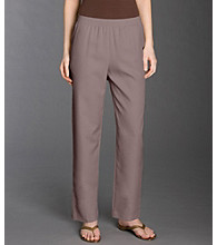 Briggs New York® Petites' Pull-On Pants