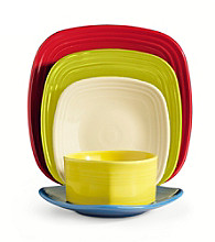 Fiesta® Dinnerware Square Dinnerware Pieces