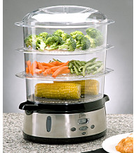 Deni 760 Stainless Steel Food Steamer
