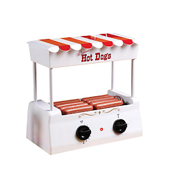 Nostalgia Electrics® HDR-565 Old Fashioned Hot Dog Roller Grill