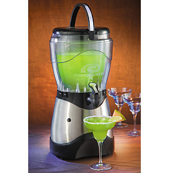 Nostalgia Electrics® HSB-590 Margarator™ Margarita & Frozen Drink Machine - Stainless Steel