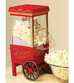 Nostalgia Electrics® Old Fashioned Movie Time Hot Air Popcorn Maker™