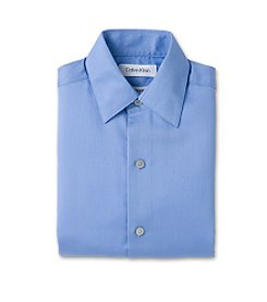 Calvin Klein Boys' 2T-7 Dress Shirt