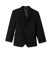 Calvin Klein Boys' 2T-7 Black Dress Jacket