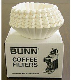 BUNN® 250-Count 12-Cup Commercial Coffee Filters