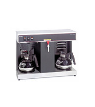 BUNN® 12-Cup Automatic Commercial Coffee Brewer with 2 Warmers