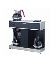 BUNN® 12-Cup Pourover Commercial Coffee Brewer with 3 Warmers