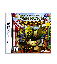 Nintendo DS® Shrek's Carnival Craze Party Games