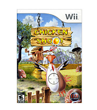 Nintendo® Wii™ Chicken Shoot