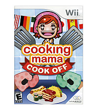 Nintendo® Wii® Cooking Mama: Cook Off