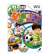 Nintendo® Wii® Family Party: 30 Great Games