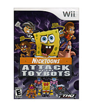 Nintendo® Wii® Nicktoons™: Attack of the Toybots