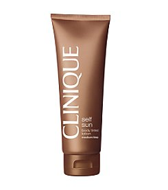 Clinique Self Sun Body Tinted Lotion - Medium/Deep