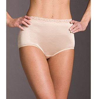 Vanity Fair® Perfectly Yours™ Nylon Lace Briefs