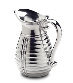 Wilton Armetale® Flutes & Pearls Collection - Pitcher