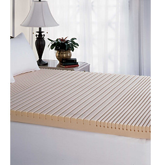 Simmons® Beautyrest® Geo-Matt® Therapeutic Foam Mattress Topper