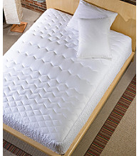 Simmons® Beautyrest® 500-Thread Count Cotton 5-Zone Mattress Pad