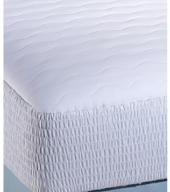 Simmons® Beautyrest® 300-Thread Count Sateen Mattress Pad