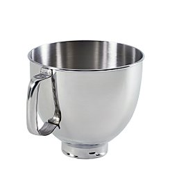 KitchenAid® 5-qt. Polished Stainless Steel Mixer Bowl