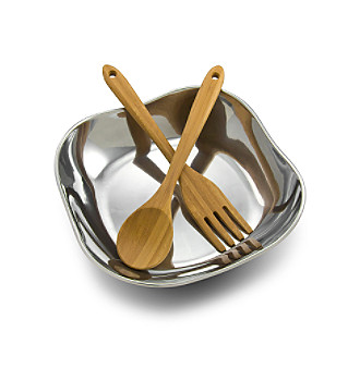 Wilton Armetale® Boston Collection - 3-Piece Salad Set