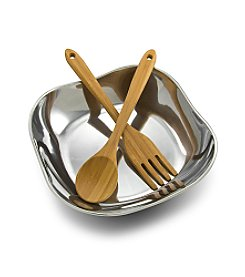 Wilton Armetale® Boston Collection - 3-pc. Salad Set