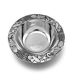 Wilton Armetale® Seashore Collection - Medium Round Bowl