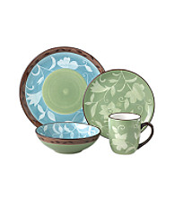 Pfaltzgraff® Patio Garden 4-pc. Place Setting