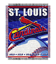 St. Louis Cardinals® Logo Throw