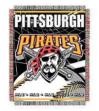 Pittsburgh Pirates® Logo Throw