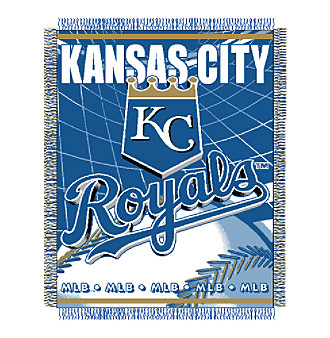 Kansas City Royals® Logo Throw