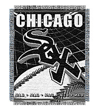 Chicago White Sox™ Logo Throw