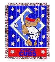 Chicago Cubs™ Baby Teddy Bear Throw