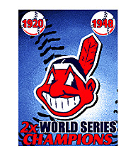 Cleveland Indians® Commemorative Throw
