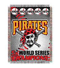 Pittsburgh Pirates® Commemorative Throw