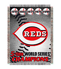 Cincinnati Reds® Commemorative Throw