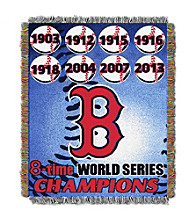 Boston Red Sox™ Commemorative Throw