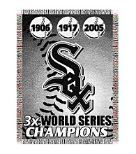 Chicago White Sox™ Commemorative Throw